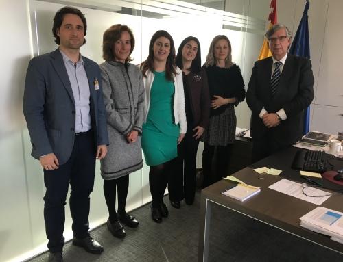 ATIGA traslada al Ministerio de Economía la importancia de los Centros Tecnológicos gallegos