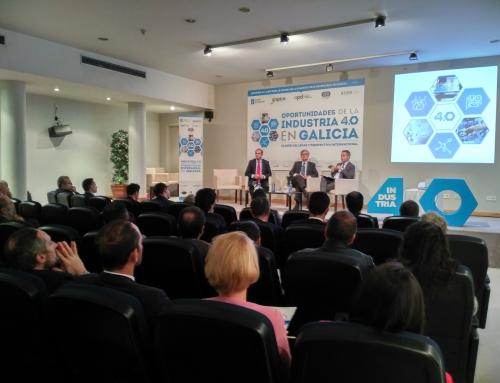 """273 empresas participaron xa no estudo """"Oportunidades Industria 4.0 en Galicia"""",impulsado por ATIGA e o IGAPE"""