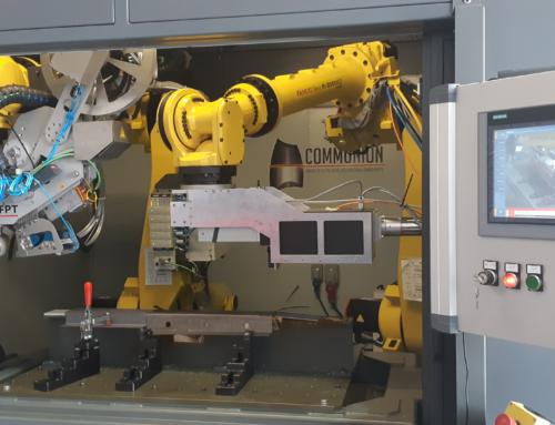 ComMUnion – Tecnologías de unión para fabricar componentes 3D acabados multi-material basados en aleaciones metálicas y composites termoplásticos