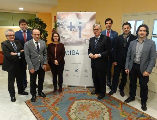 ATIGA y GAIN abordan conjuntamente el desarrollo de nuevas líneas de actuación en I+D+I