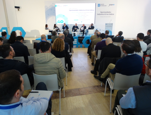 Galician business sector bets on emerging technologies for the implementation of Industry 4.0