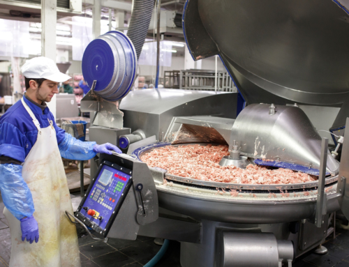 S3FOOD – Smart Sensor Systems for Food Safety, Quality Control and Resource Efficiency in the Food Processing Industry