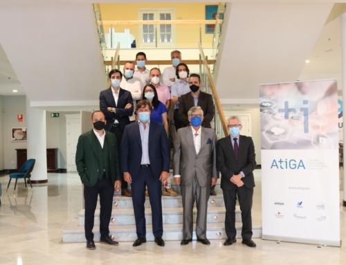La Junta Directiva de ATIGA se reúne para poner en común el avance de su actividad